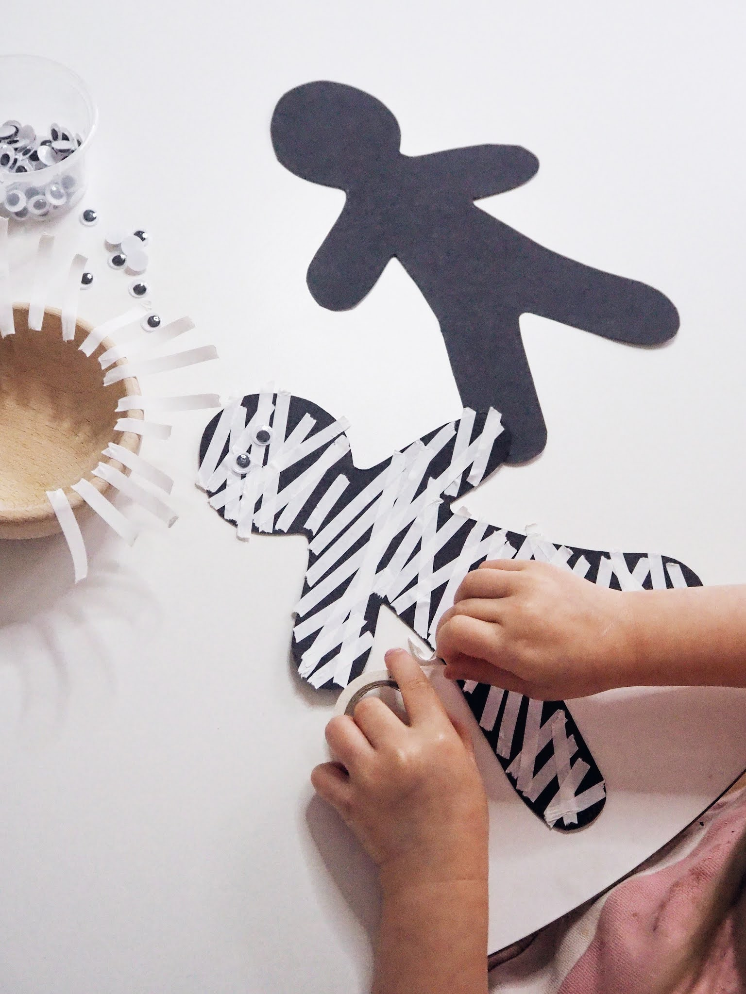 halloween toddler craft