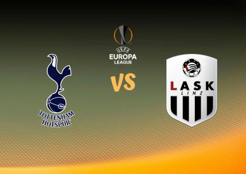 Tottenham Hotspur vs LASK Linz  Resumen y Partido Completo