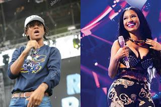 Swae Lee & Nicki Minaj Shares New Song Cap Backwards - Listen