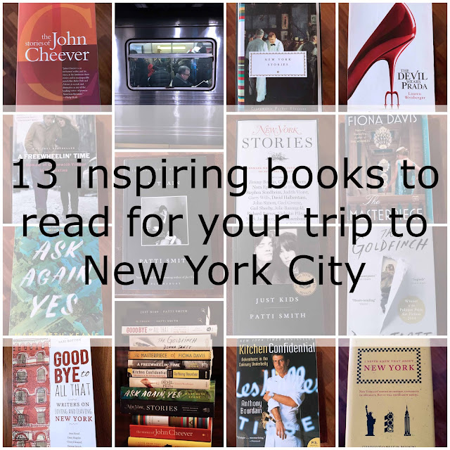 13 inspiring books to read for your trip to New York City