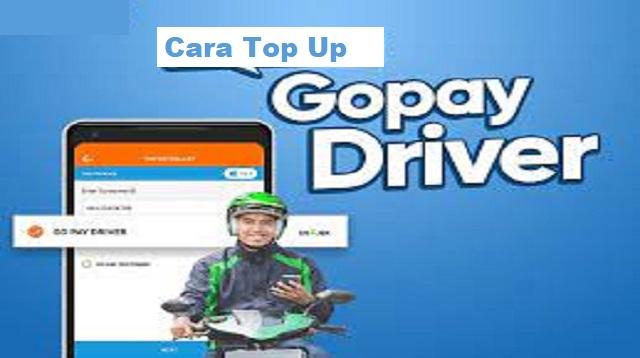 Cara Top Up Driver