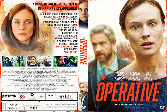 The Operative DVD Cover
