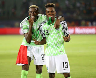 Samuel Chukwueze And Victor Osimhen To Battle For African Youth Player Of The Year
