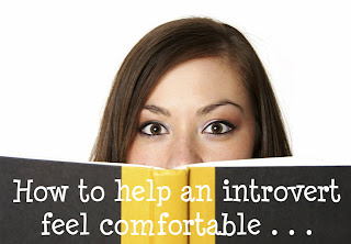 How to Help an Introvert Feel Comfortable