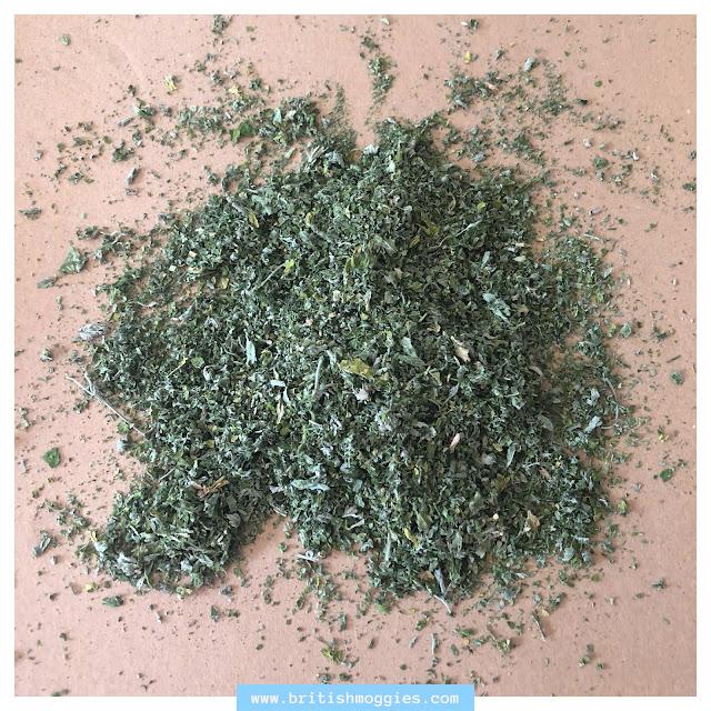 Dried catnip, crushed catnip, catnip , pile of catnip, pile of dried catnip,