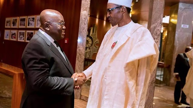 "#EndSARS: ""I Have Spoken With Buhari And He's Committed To This End"" - Ghanaian President Nana Addo"