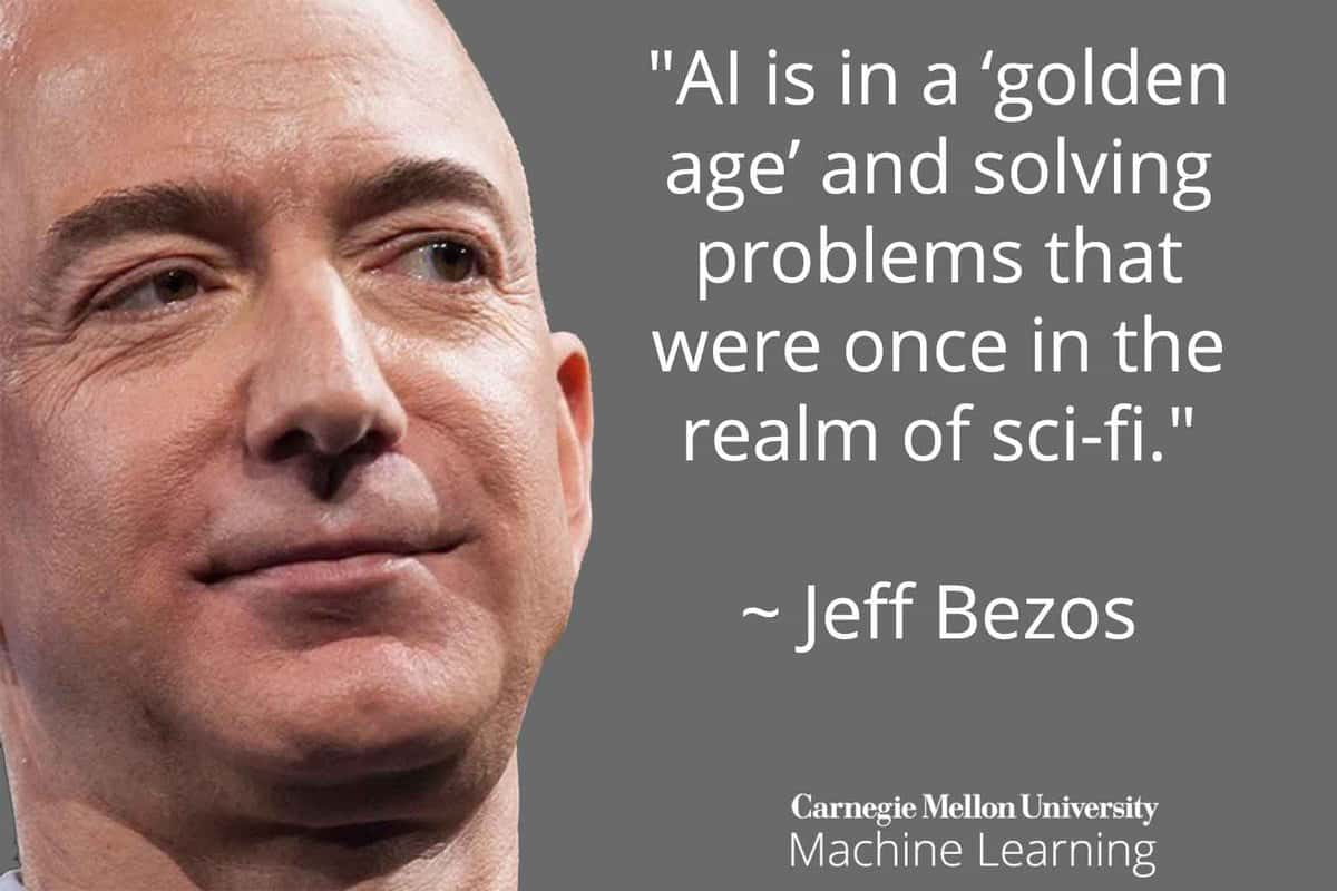 Artificial Intelligence Quotes by Jeff Bezos