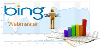 Submit blog di bing webmaster tool