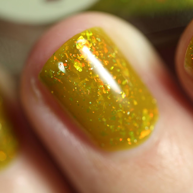 Wildflower Lacquer Fairy Codmother swatch