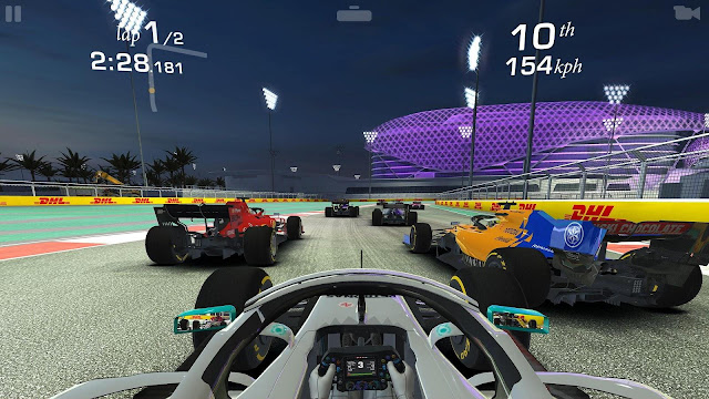 Real Racing 3 MOD APK (Unlimited Money)
