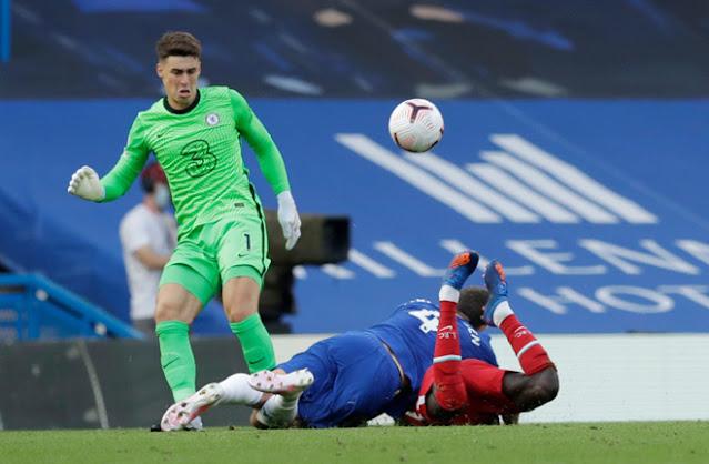 Highlight kqbd 7m Chelsea vs Liverpool tysobongda 0-2