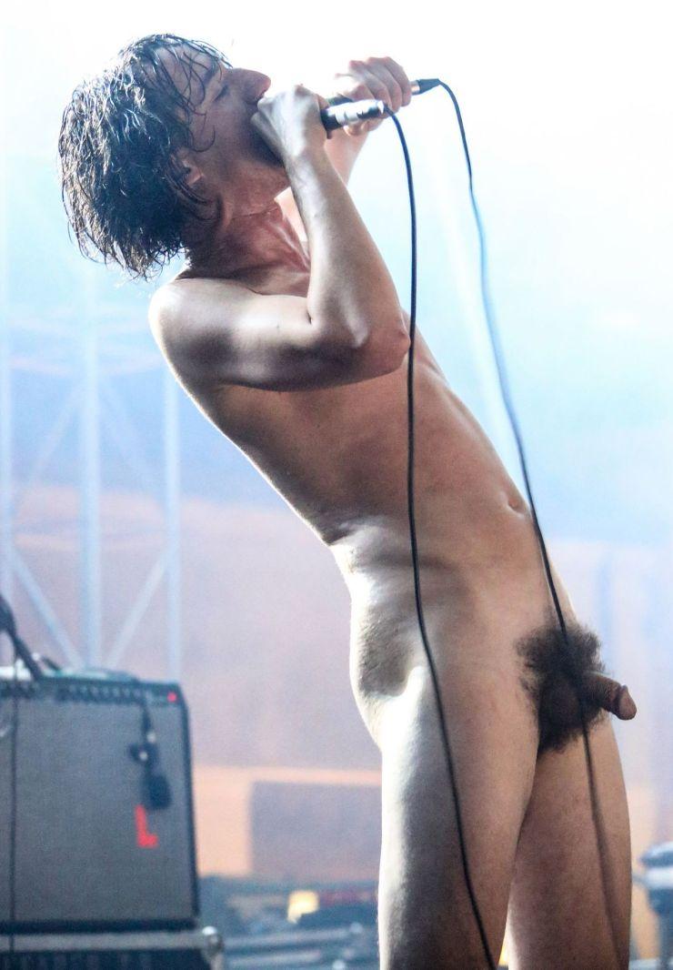 Naked Male Stripper
