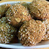 Rajgira flour ( Amaranth seeds ) savoury cookies