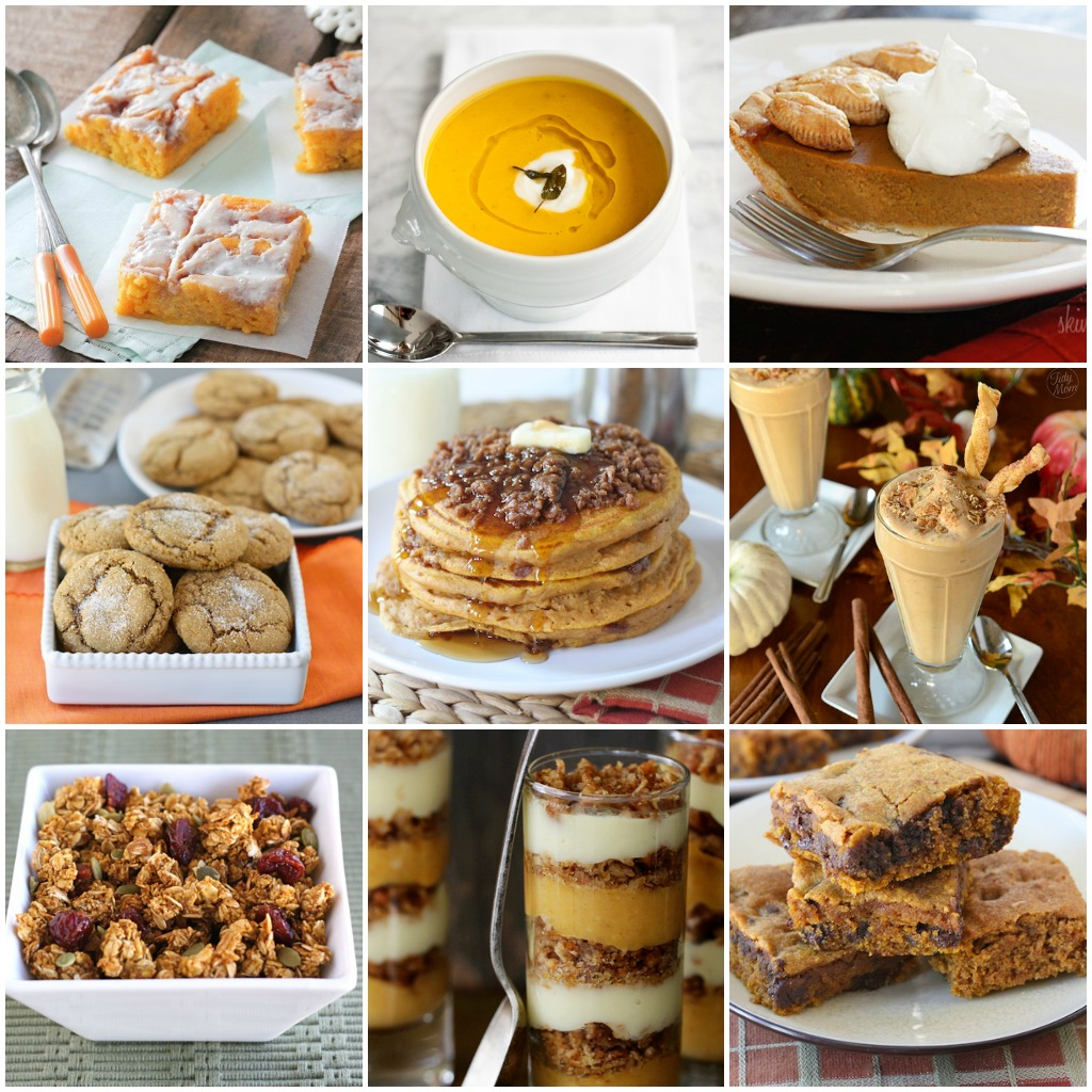(143 Recipes) The Fabulous Taste Of Fall-Yummy, Seasonal