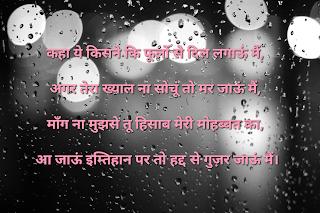 Latest hindi shayari
