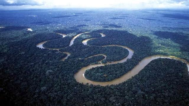 Misteri Sungai Amazon