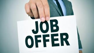 Avis de recrutement : 03 Stagiaires, 01 Chargé du suivi de la productivité et 01 Responsable du recouvrement