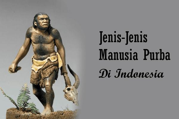 10 Jenis Jenis Manusia Purba Di Indonesia Lengkap Dengan Ciri Cirinya Wikuwik Com Ilmu Sejarah
