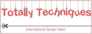 totally techniques blog hop logo