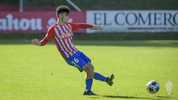 Oficial: Sporting B, Diego Tejón y Diego Boza pasan a formar parte del plantel