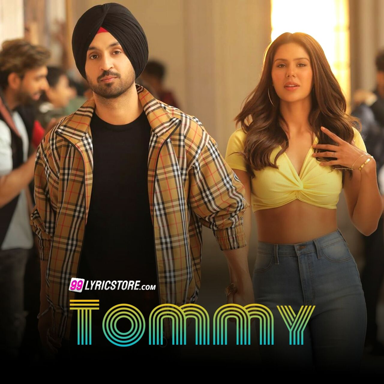 Tommy Punjabi Dance Song Lyrics Sung By Raj Ranjodh, From Movie Shdaa ft. diljit Dosanjh