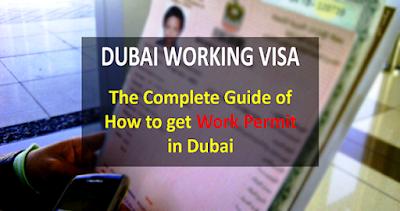 How to Get Dubai Working Visa