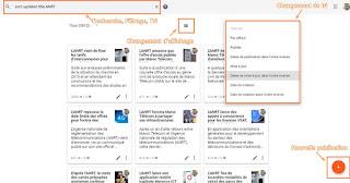 rubrique articles de blogger devient responsive