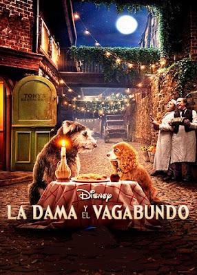 La Dama y el Vagabundo en Español Latino
