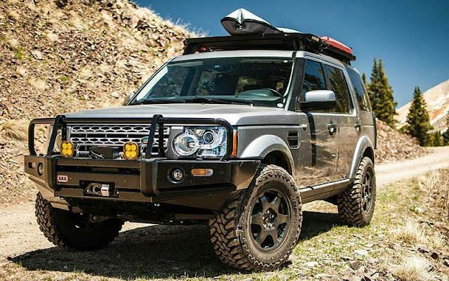 Khả năng OffRoad là điều cốt lõi tạo nên thương hiệu Land Rover