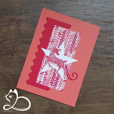 Stampin'Up!®, Diana van Otterlo ©, Peaceful Deer