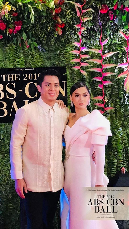 maja salvador ABS-CBN Ball 2019