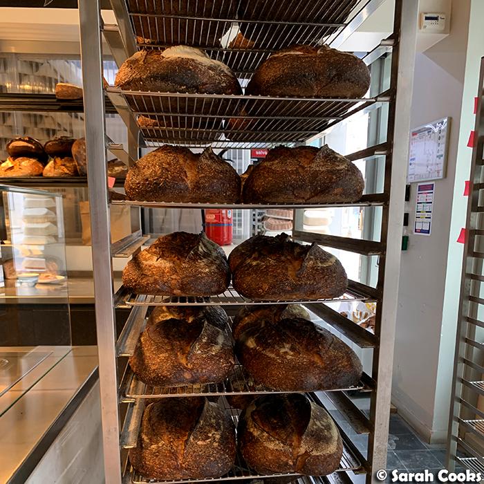 10 Belles Bread Bread