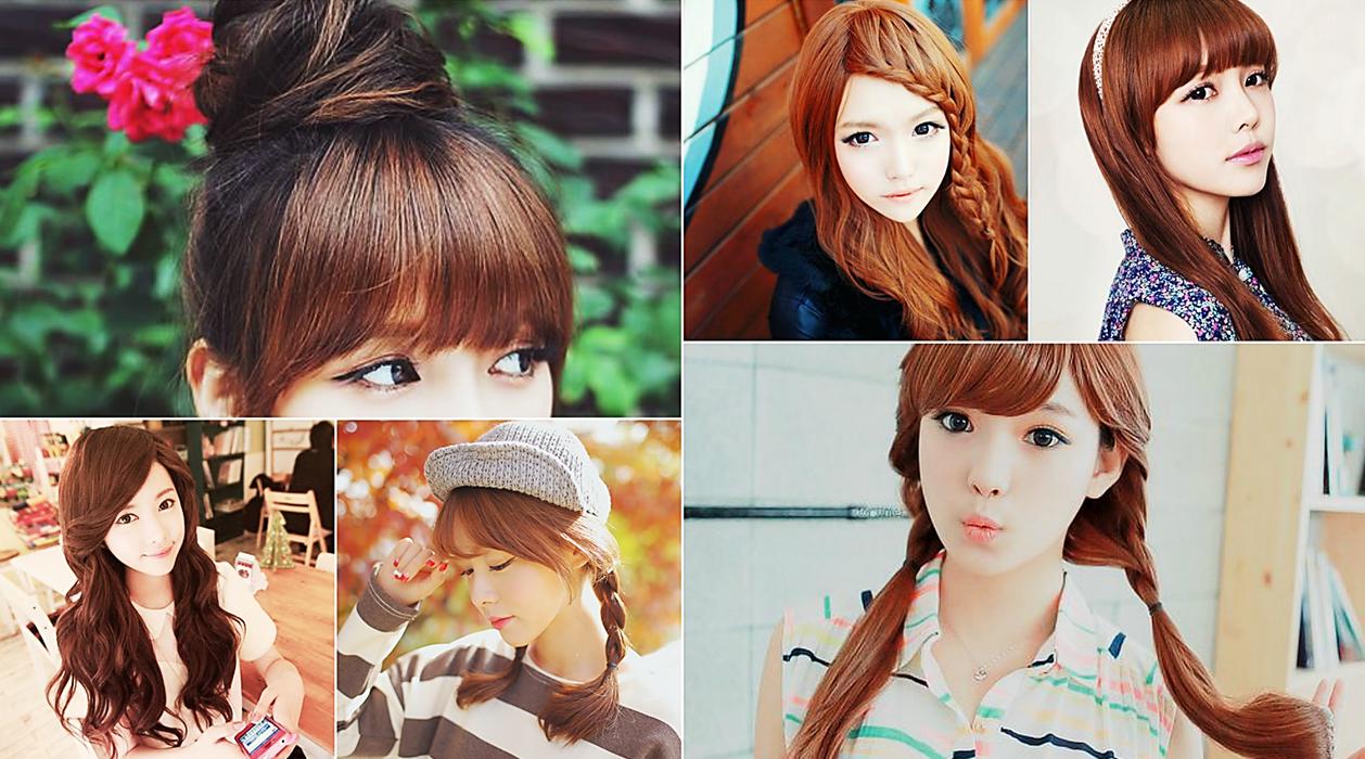 Cómo conseguir un peinados coreanos Imagen de cortes de pelo estilo - PEINADOS COREANOS PARA MUJERES | MUNDO FAMA COREA