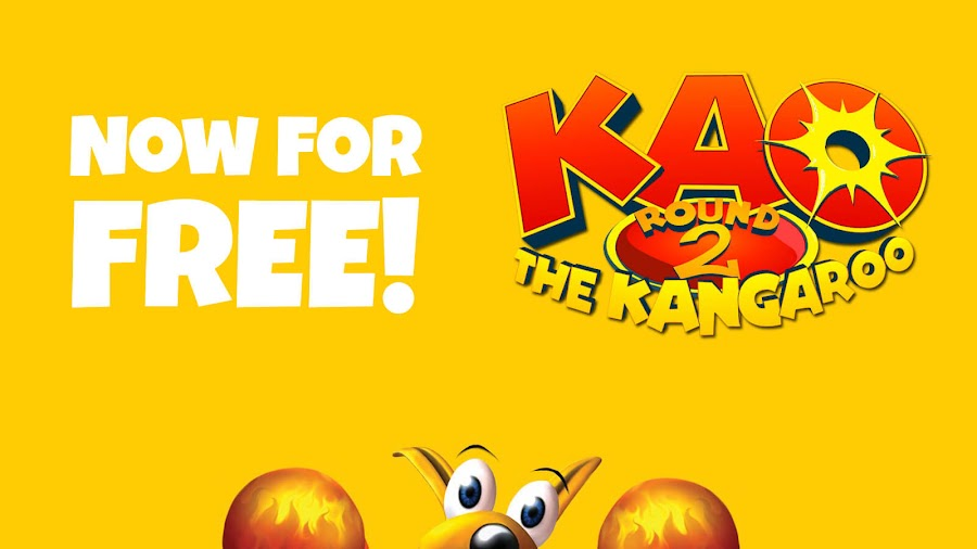 kao the kangaroo round 2 free pc steam action-adventure 2019 tate media