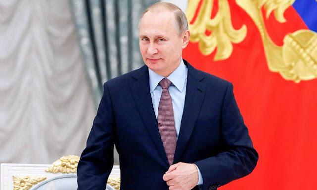 Ο Πούτιν έπιασε στον ύπνο τη Δύση