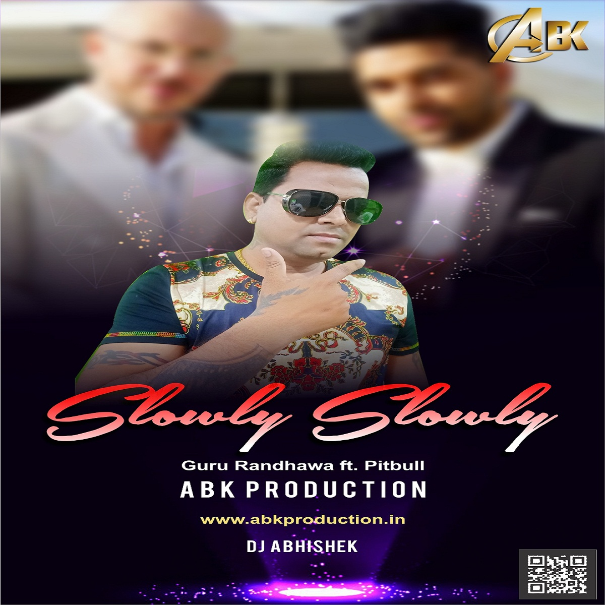Slowly Slowly (Remix) Guru Randhawa - Abk Production