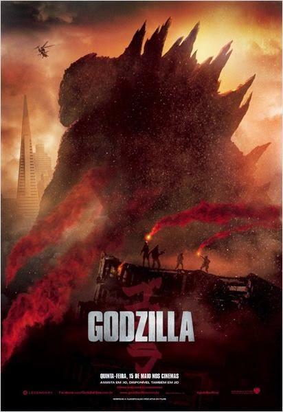 Assistir Godzilla Dublado Online Grátis