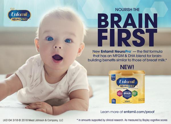 Hướng dẫn cách pha sữa bột Enfamil NeuroPro Infant Formula 598g