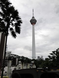 Kuala Lumpur has tall buildings