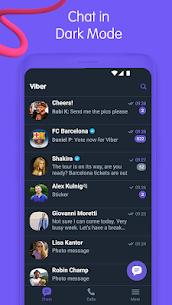 Viber Messenger v11.5.0.6 [Patched Mod] APK
