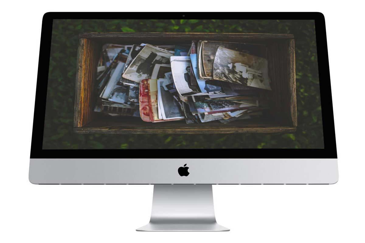 Wrong with your iMac