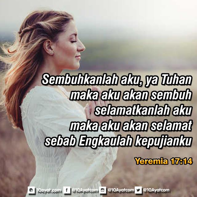 Yeremia 17:14