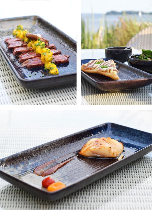 Spezialitäten der Nikkei Cuisine im SeeBadSaarow