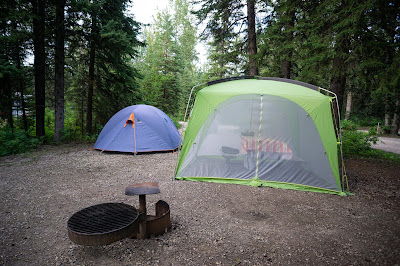 Red Lodge Provincial Park Campsite