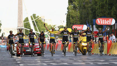 CICLISMO EN RUTA - Tour de Francia 2016: Chris Froome defendió sin problemas el maillot amarillo, y ya tiene el triplete