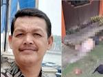 Viral : Video detik-detik Penemuan Mayat Ketua MUI Kabupaten Labura, Aminurrasyid Aruan