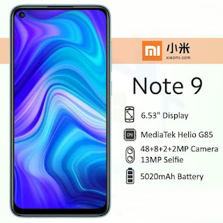 MIUI 12 Stable For Redmi Note 9 (Merlin)