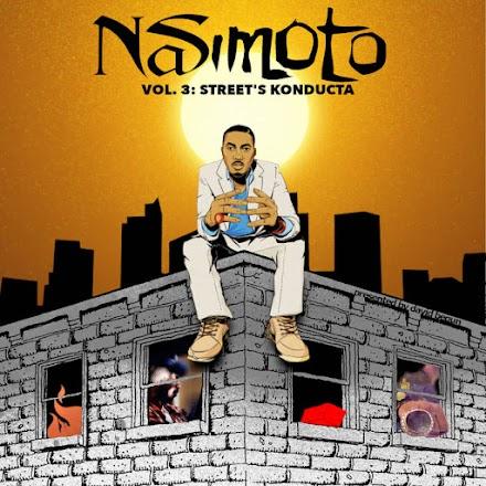 Nasimoto Vol 3: Street's Konducta von David Begun | Montags Mashup Mixtape