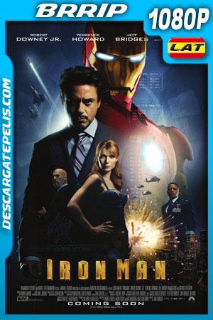 Iron man (2008) 1080p BRrip Latino – Ingles