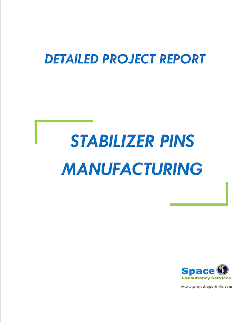 Project Report on Stabilizer Pins Manufacturing